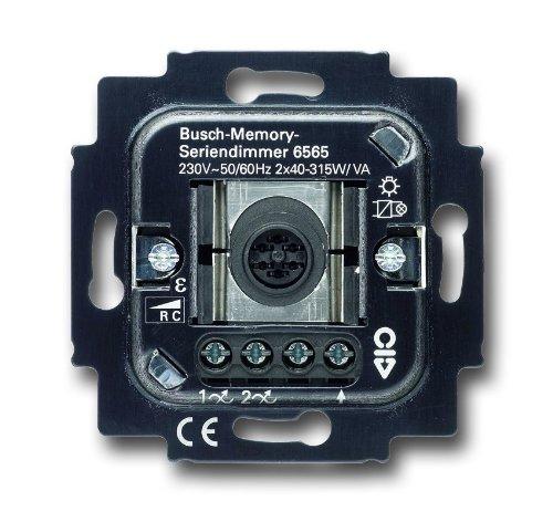 Busch-Jaeger 6565U Busch-Memory-Seriendimmer 6565 U