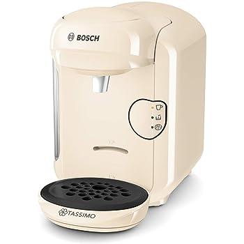 Bosch Tassimo TAS1407Machine à café pour capsule, 0.7L, Crème