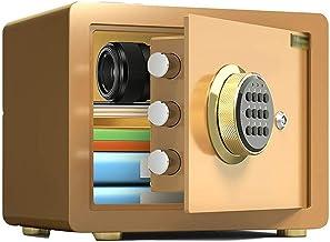 Cofres eletrônicos domésticos, cofre de segurança digital com bloqueio de teclado para dormitório estudantil Home Office H...