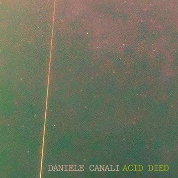 Acid Died