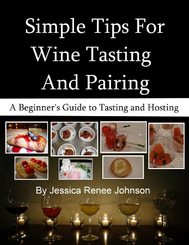 Simple Tips For Wine Tasting And Pairing: A Beginner's Guide to Tasting and Hosting