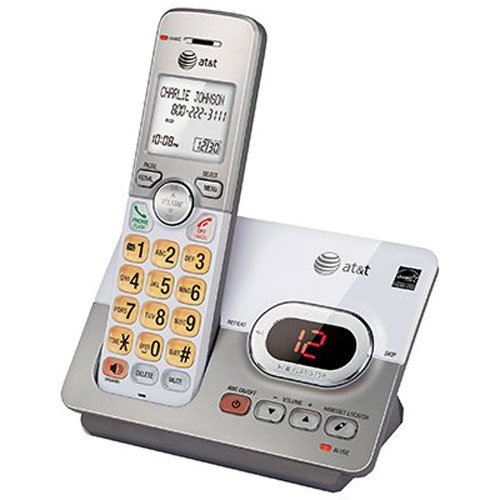 AT&T EL52103 Cordless Phone System With Caller ID/Call Waiting