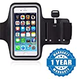 Drumstone Sports Running Mobile Adjustable-Free for 5.5 Inches Armband Phones Case with Key
