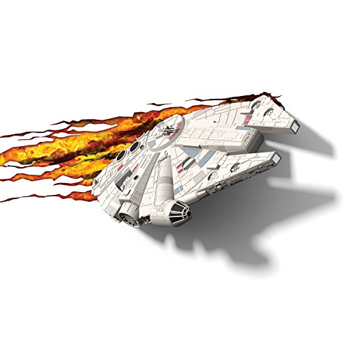 Star Wars Faucon Millenium 3D LED