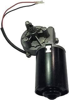 Garage Door Motor 12V DC Right Angle Reversible Electric Gear Motor 45 RPM High Torque