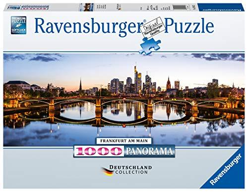 Ravensburger Puzzle 15162 - Frankfurt am Main - 1000 Teile