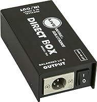 Live Wire PDI Double Shielded Heavy Duty Passive Direct Box