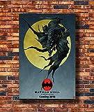 qianyuhe Impression sur Toile Chaud Batman Ninja Film DC Comics 2018...