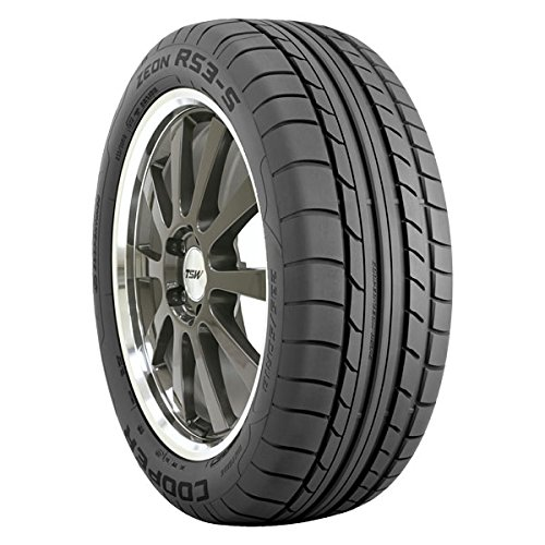 Cooper Zeon RS3-S Summer Radial Tire - 245/40R20 99Y