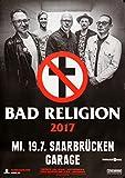 Bad Religion - True North Live, Saarbrücken 2017 »