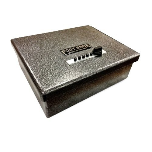 Fort Knox FTK-PB Pistol Box Handgun Safe (Renewed)