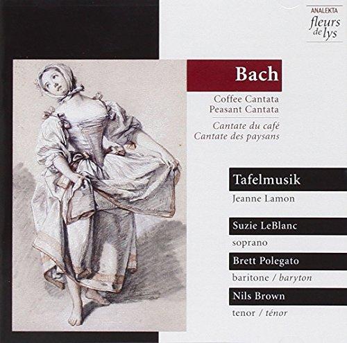 Bach: Kaffeekantaten Tafelmusik