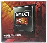 AMD FX 9370 - Procesador (AMD FX 8-Core, 4.4 GHz, Socket AM3+, DDR3-SDRAM, 1866 MHz, 21 GB/s)