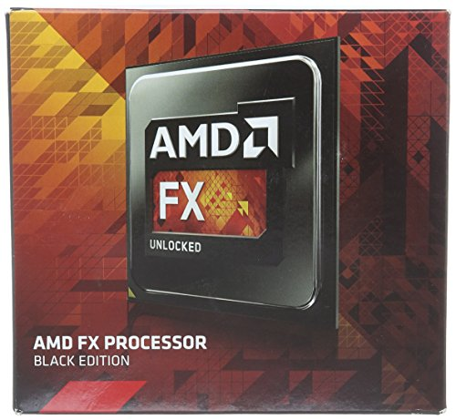 AMD FX 9370 - Procesador (AMD FX 8-Core, 4.4 GHz, Socket AM3+, DDR3-SDRAM, 1866 MHz, 21 GB/s)