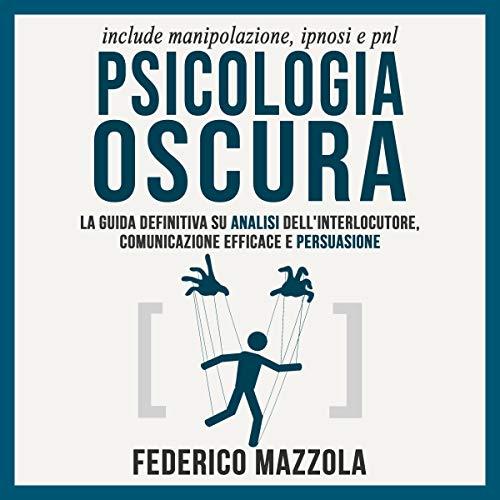 Psicologia Oscura copertina