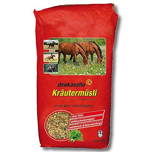 deuka Deukavallo Kräutermüsli, 20 kg