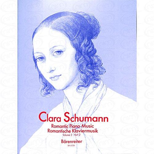 ROMANTISCHE KLAVIERMUSIK 2 - arrangiert für Klavier [Noten/Sheetmusic] Komponist : SCHUMANN CLARA