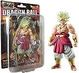Bandai Shokugan Shodo Dragon Ball Z Super Saiyan Brolly Action Figure by Bandai Shokugan