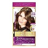 L'Oreal Paris(ロレアルパリ) エクセランス N クリームタイプ 白髪染め 6NB やや明るい自然な栗色 下地エッセンス: 12ml 1剤: 48g 2剤: 48g トリートメント: 40g