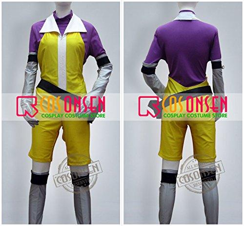 『機動戦士ガンダム00 ダブルオー フェルト・グレイス コスプレ衣装 (男性M)』の1枚目の画像
