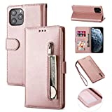 ZTOFERA Wallet Case for iPhone 12 Mini 5.4 inch, Premium PU