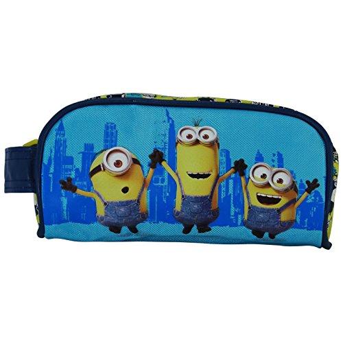 Minions Party Pochette Handtas Cosmetische Vanity Bag School Reizen