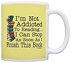 13 Awesome Coffee Mugs for Book Lovers