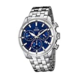 orologio Uomo Analogico Al quarzo con cinturino in Acciaio INOX J687/A