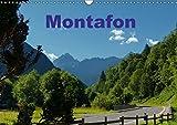Montafon (Wandkalender 2017 DIN A3 quer): Montafon im Sommer, Berge, Blumen, Seen, Wasserfälle (Monatskalender, 14 Seiten ) (CALVENDO Natur)