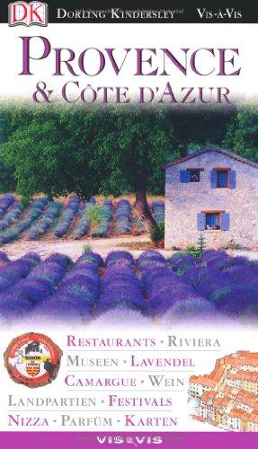 Provence & Côte d'Azur (Vis à Vis)