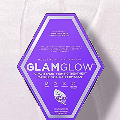 Glam Glow Gravitymud Firming Treatment Mask (1.4oz) from GLAMGLOW