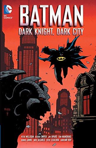 Batman: Dark Night, Dark City TP [Idioma Inglés]
