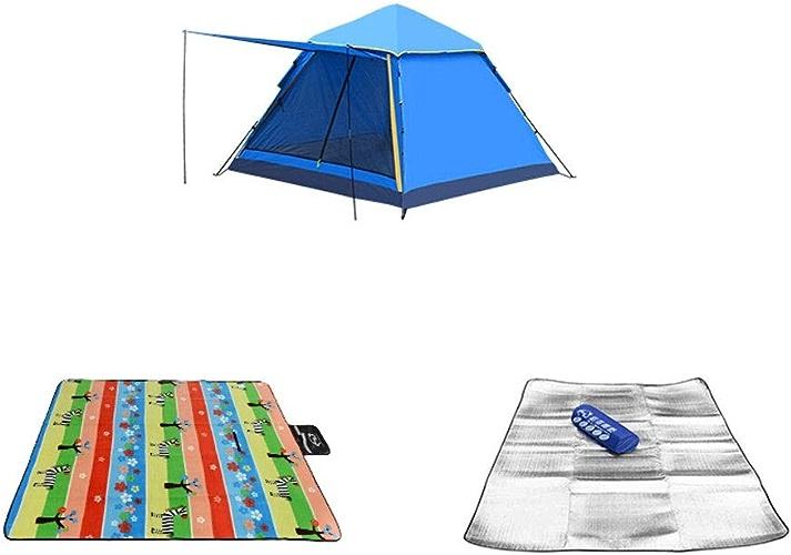 GZW001 Fabric Le Tissu imperméable Doux Confortable de Tente extérieure Unisexe de HWZP approprié à Quatre Saisons Peut Adapter 1-2 Personnes