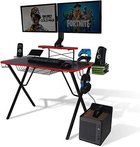 escritorio gamer de la marca LIBITIUM