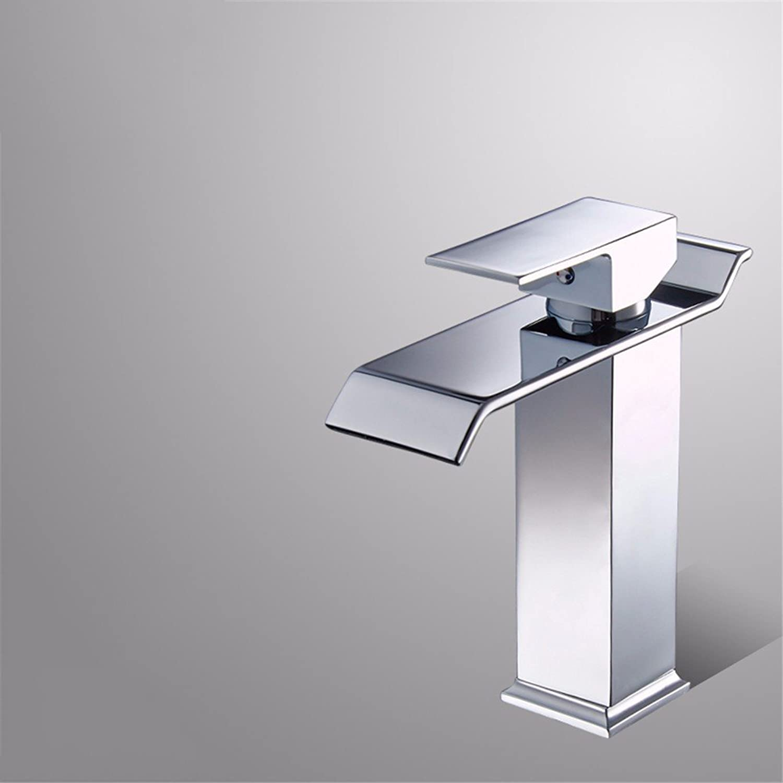 Lvsede Bad Wasserhahn Design Küchenarmatur Niederdruck Vollkupfer Becken Warm Und Kalt Einloch Tischplatte Unten Badezimmer Badezimmer L6856