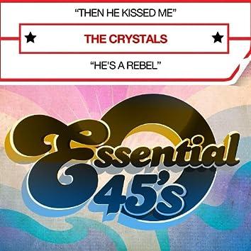 Then He Kissed Me (Digital 45) - Single