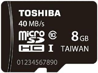 Toshiba SD Memory Card, 8 GB, Multi, SD-10-6