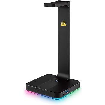 Corsair ST100 RGB RGB対応ヘッドセットスタンド SP767 CA-9011167-AP