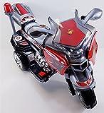 Kindermotorrad Elektromotorrad Maximum Topracer Kinder von 4-8 Jahre 6 Farben (Schwarz) -