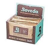 Lifestyle-Ambiente 12 unidades Boveda grande 58% 67 gramos Humidificador Pouch incl. Tastingbogen