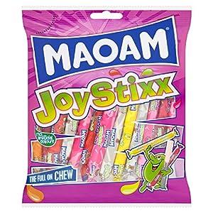 maoam joystixx sweets sharing bag 140g Maoam Joystixx Sweets Sharing Bag, 140g 518gfuSzkBL