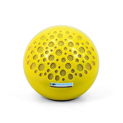 DS24 Wireless Lautsprecher Emoticon COOL Optik Bluetooth Speaker Sound Box