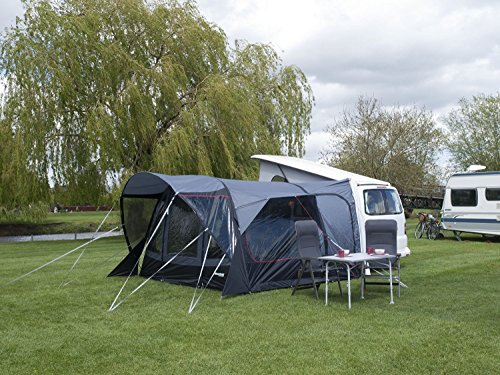 Westfield Outdoors 2016 Aquila 320 aufblasbares Wohnmobil-Vorzelt, High (connection height 245-280 cm)