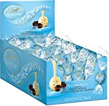 Lindt LINDOR Stracciatella White Chocolate Truffles, Kosher, 60 Count Box, 25.4 Ounce