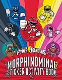 Morphinominal Sticker Activity Book (Power Rangers)