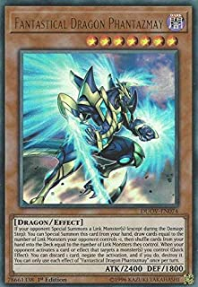 Fantastical Dragon Phantazmay - DUOV-EN074 - Ultra Rare - 1st Edition