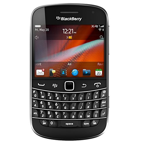 Blackberry Bold 9900 8GB - Smartphone (7,11 cm (2,8 '), 640 x 480 Pixel, TFT, 1,2 GHz, 768 MB, 8 GB) Schwarz