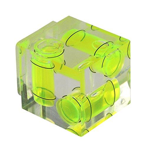 Tinxi® 5-en-1 Kit de de limpieza para lente de cámara óptica y cámaras réflex (Canon, Nikon, Olympus, Sony, Samsung, Matsushita, Pentax y Fuji), incluyendo 1 Pluma de limpieza de lente + 1 Cepillo para lente + 1 Soplador + 2 premium Paños de limpieza de microfibra+ 1 Nivelde burbuja
