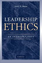 Best leadership ethics an introduction Reviews