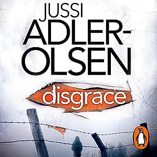 Disgrace cover art